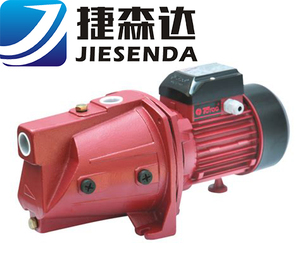 stainless steel/brass/PPO impeller JSW series jet self-priming pump for irrigation