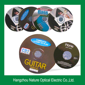 Hangzhou Nature CD/DVD Disc Replication/Duplication with Packaging Service