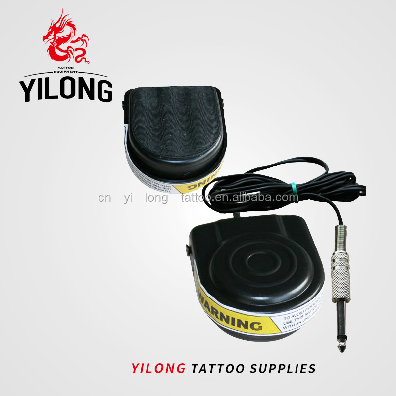 Yilong New tattoo pedal for sale for tattoo power supply-2