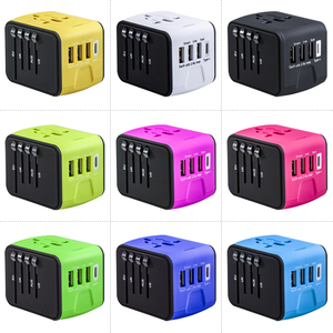 Otravel Type C Wall Charger Fast Charging Power Adapter Smart USB Ttype C Travel Adapter Charger Converter