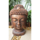 Gold buddha statue sculpture for home decoration