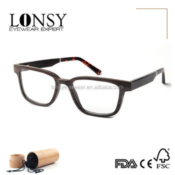 ls2940 c7 branded wood frames ce eyewear reading glasses - Wood Frames Glasses