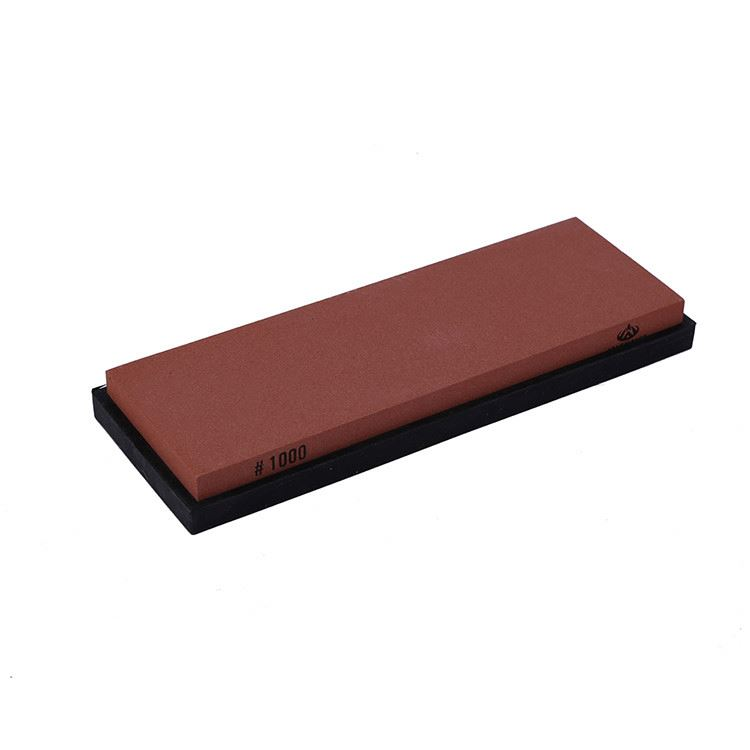 Top fashion trendy style abrasive whetstone kitchen steel knife sharpener