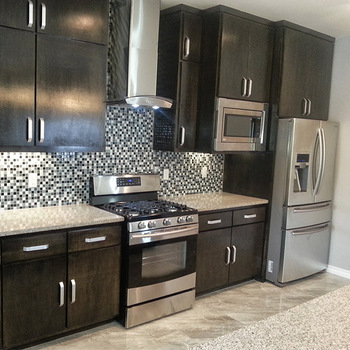 High Quality Used Kitchen Cabinet Ready Made Ghana Kitchen