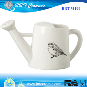 Wholesale White Porcelain Water can