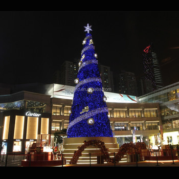 high quality unique designed shopping mall large christmas decorations with various gifts