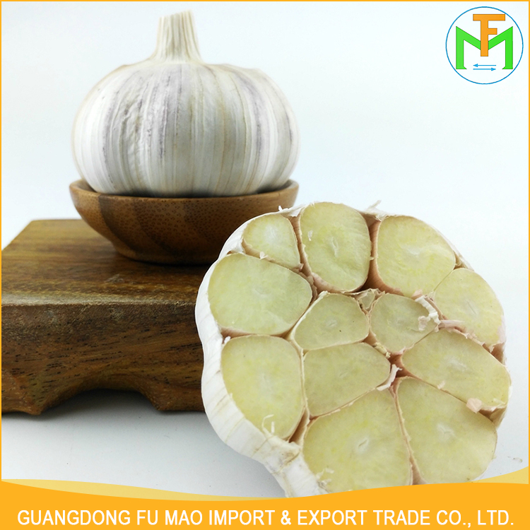 Factory Price Per Ton Good Quality New Crop Organic Fresh Red Healthy Garlic For Sale