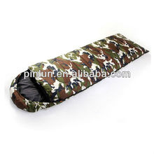 waterproof polyester camouflage for outdoor sleeping bag fabric