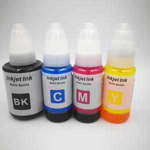 Printing ink for Canon PIXMA G3400 G2400 G1400 Bottle dye ink