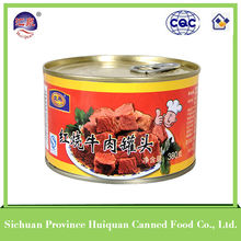 2014 High Quality New Design canned ground beef