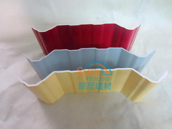 Plastic rain door cover pvc roofing sheet buy plastic for Flexible roofing material