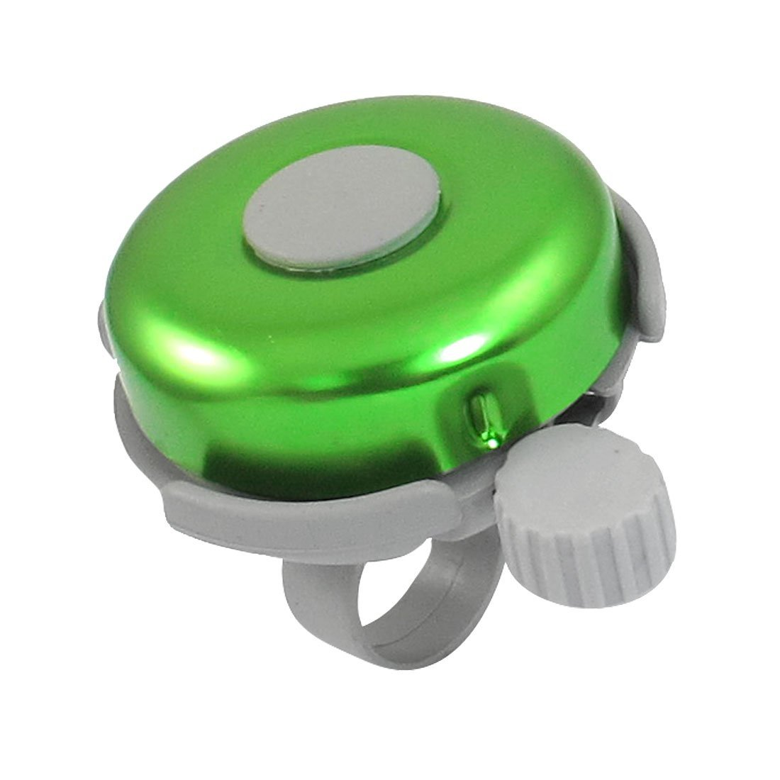 Dimart 22mm Dia. Green Gray Round Shaped Alarm Bike Bicycle Bell