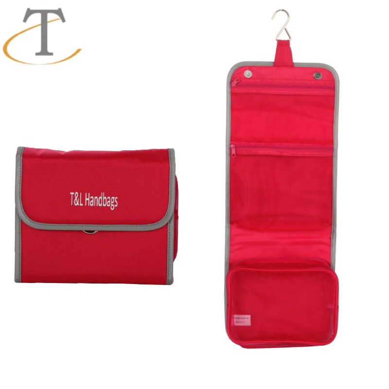 Best selling hanging travel bag for men women Toiletries kit for makeup,cosmetic