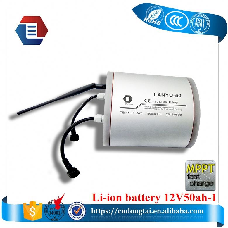 China factory OEM 18650 12v 12ah/20ah/40ah/50ah rechargeable lithium ion battery for electro-tricycle/led light /LYLIAL12V50B047
