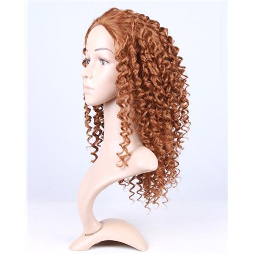 Amazing Special Style Ladies Synthetic Wigs French Curl Hairstyle In 27 Short Hairstyles For Black Women Fulllsitofus