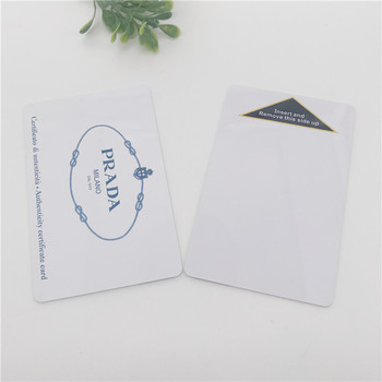 best selling hard plastic business cards with bare code numbering EAN 13