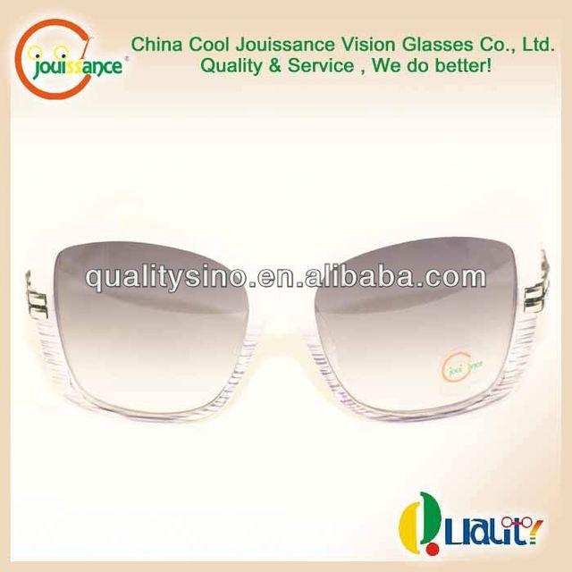 385d20876a Promoción blanco en forma de corazón gafas/anteojos sol ...