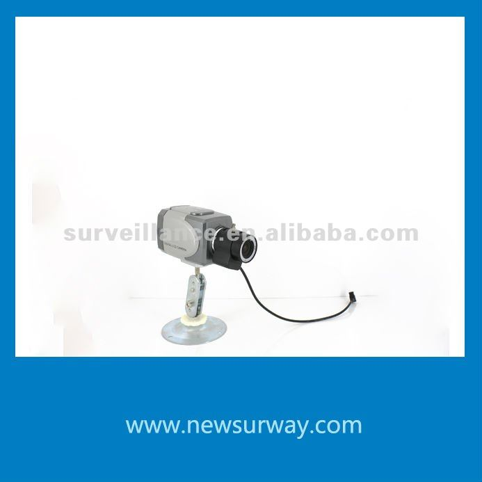 Color CCD Professional CCTV Box Camera