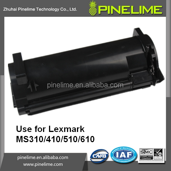 China Lexmark Laser Printer Toner, China Lexmark Laser