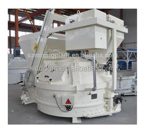 Planetary Cement Mixer MP750 concrete mixer pan with small capacity