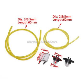 2 Fuel Line Filter Primer Bulb Kit For Craftsman Poulan Chainsaw Blower  Trimmer - Buy Fuel Line Filter Primer Bulb Kit,Craftsman Poulan Chainsaw
