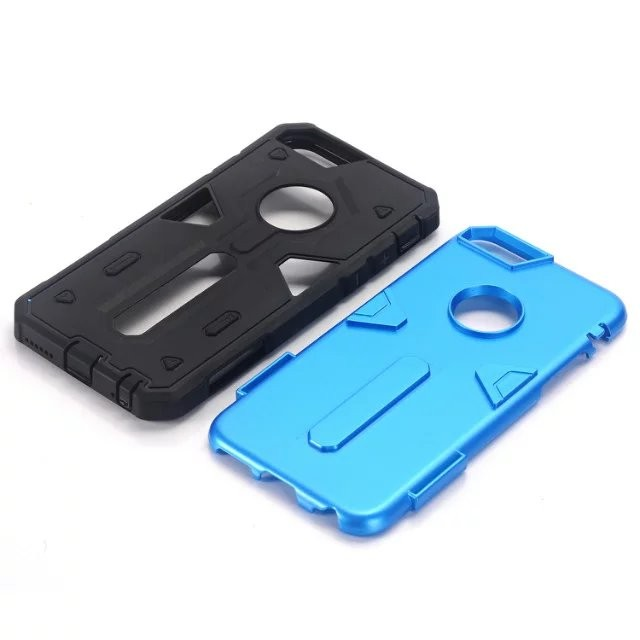 rubber silicon heavy duty shockproof phone case cover defender back hard case for iphone 6 plus iphone 6s se 5s s7 s7 edge