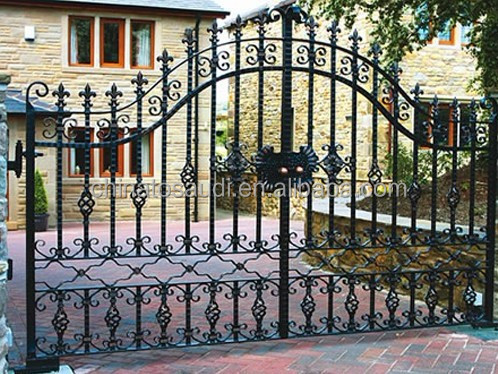 Main Iron Gate,Main Gate Design Home