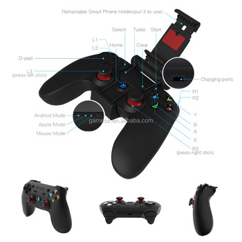 Gamesir G3 joystick PS4 layout great hand feeling for Android/ iOS