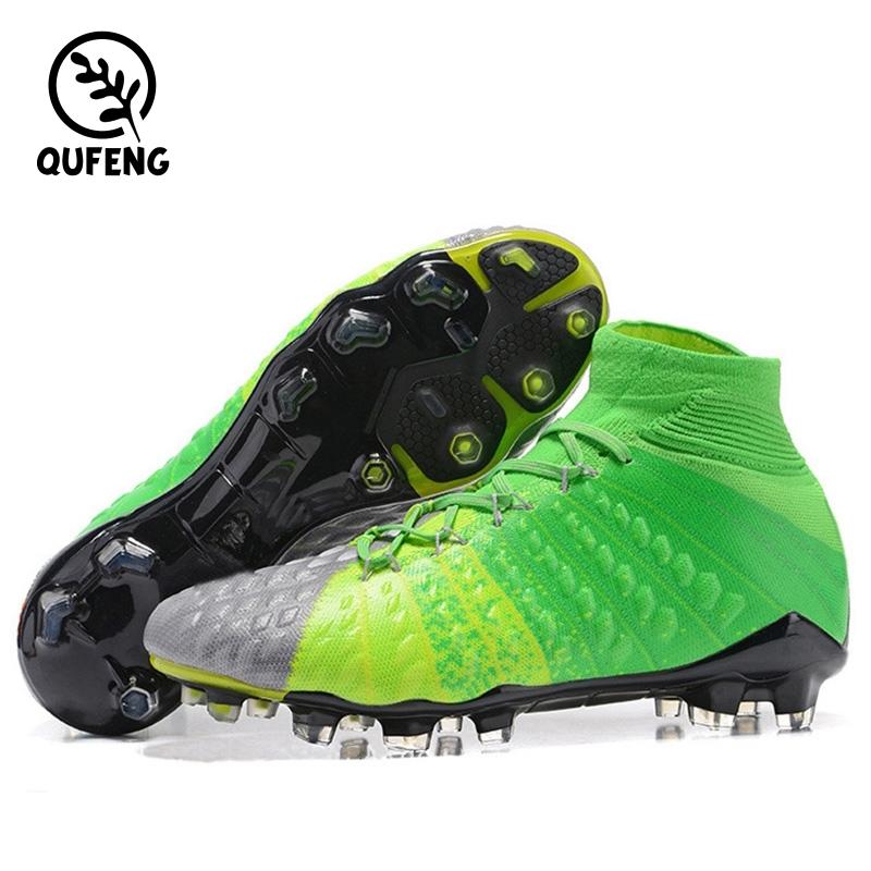 47a44cad1 واحد للبيع 2018 كأس العالم superfly الرياضة أحذية الرجال أفضل عالية الكاحل  أحذية cr7 كرة القدم