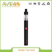 Hot Selling Huge Vaporizer E Cigarette kanger subox mini/topevod/topbox/subevod mega starter kit