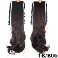 Hair aliexpress random straight style hair extensions free sample drawstring ponytail