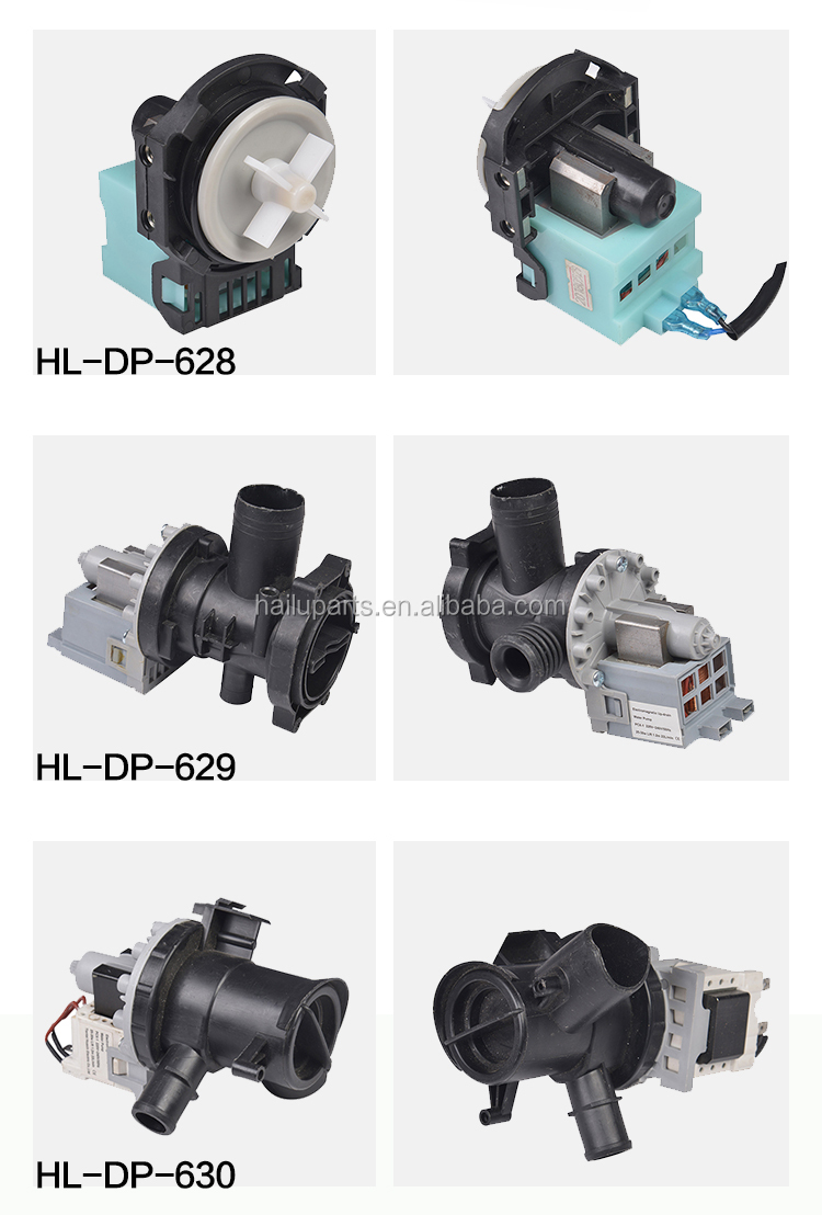 China Factory Home Appliance Parts Washing Machine Drain Pump