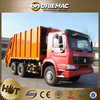 Popular HOWO 6x4 garbage compression truck 12 m3 QDZ5251ZYSA