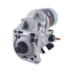 auto starter motor 2280001830 228000-1830 18505 24V 4 5KW 10T fit for  Caterpillar