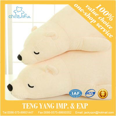 Polar Bear Soft Stuffed Toy Stuffed Doll Polar Bear Doll Cute Plush Toy Gift For Lovers and Kids