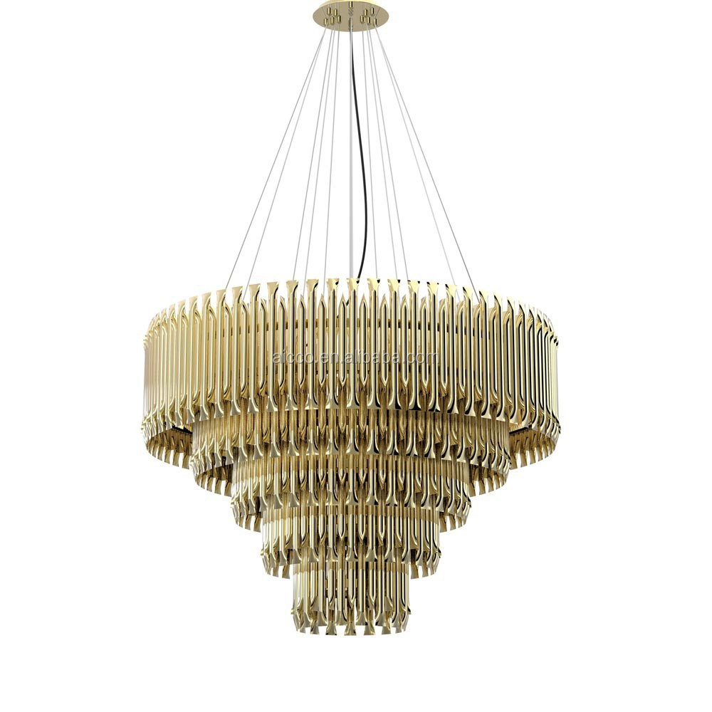 Decorative Hanging Pendant Light Modern Pendant Light Metal Bube ...