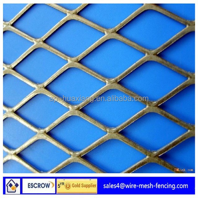 stainless steel expanded metal/copper expanded metal