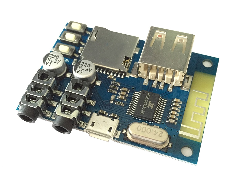 Buy Yeeco Mp3 Decoder Board Audio Decoding Mini 3 Keys 5v No Screen Background Music Qianson Usb Tf Flac Stereo Bluetooth Receiver Aux Amplifier Diy