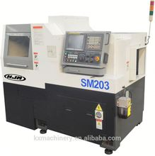 SM203 Professional china factory direct sale cheap used mini lathe machine