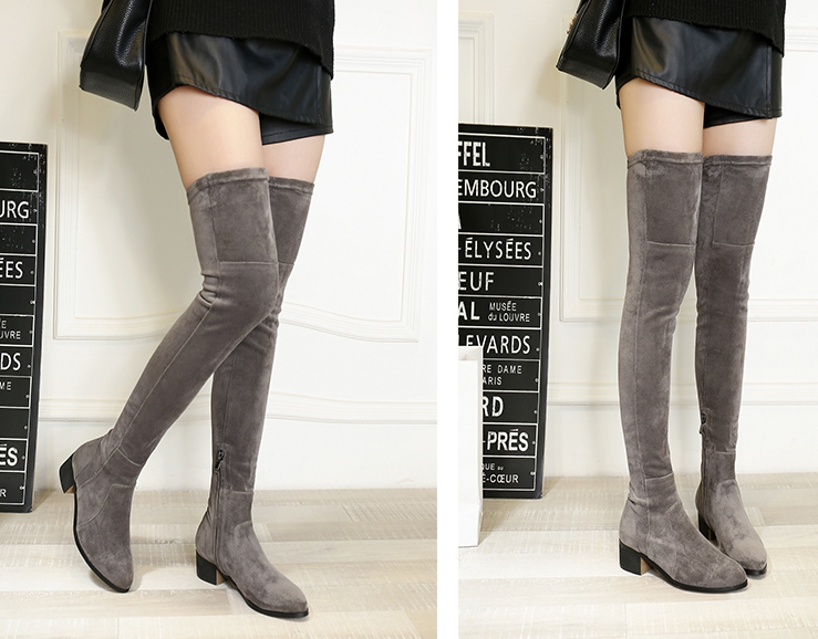 8c52f65eff Over The Knee Boots Designer - Yu Boots