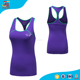 Wholesale Yoga Activewear Vest Women Polyester Spandex Compression Racerback Gym Tank Tops
