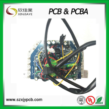 Assembled Pcb Board Vendor and electronic components with double-sided SMT Assembly