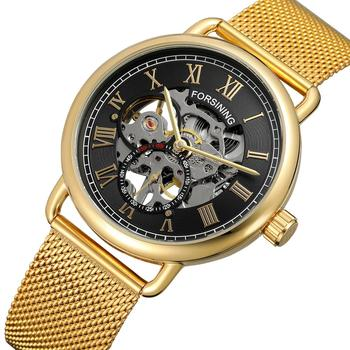 T-WINNER Skeleton Watch Automatic Luxury oem from China Factory