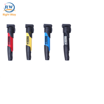 Portable Multi-function Tire Inflator Parts Mini High Pressure Bike Pump