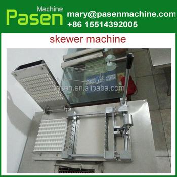 automatic skewer machine