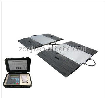 Zonjli Wire and Wireless Portable Weighing Scale Cars/ Trucks/ Trailers