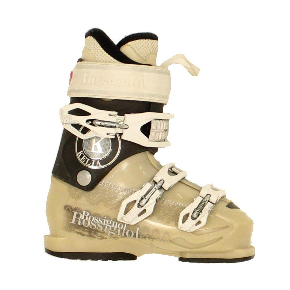 b2c565d666 Get Quotations · Rossignol Used Womens Kelia Ski Boots Size Choices