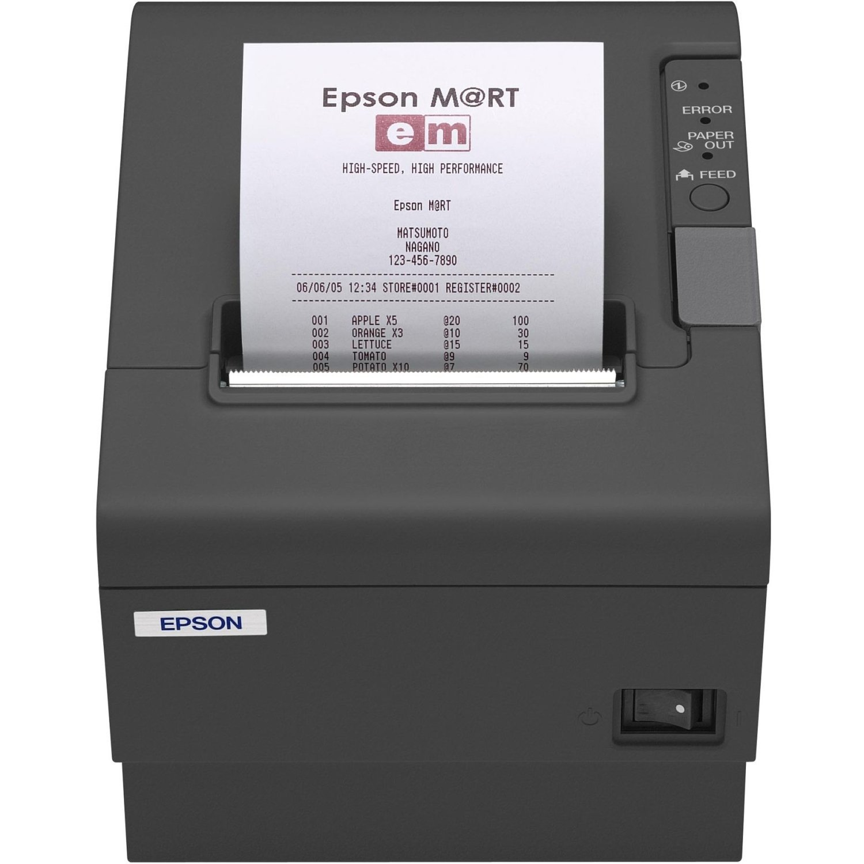 EPSON TM-T85 RECEIPT PRINTER WINDOWS XP DRIVER