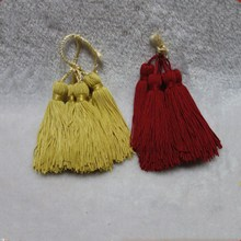 New Style Decorative Silk Tassels For Accessories Curtain