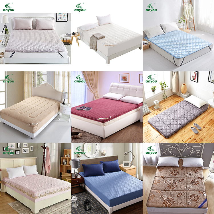 Twin Size Bed Portable Memory Foam Mattress